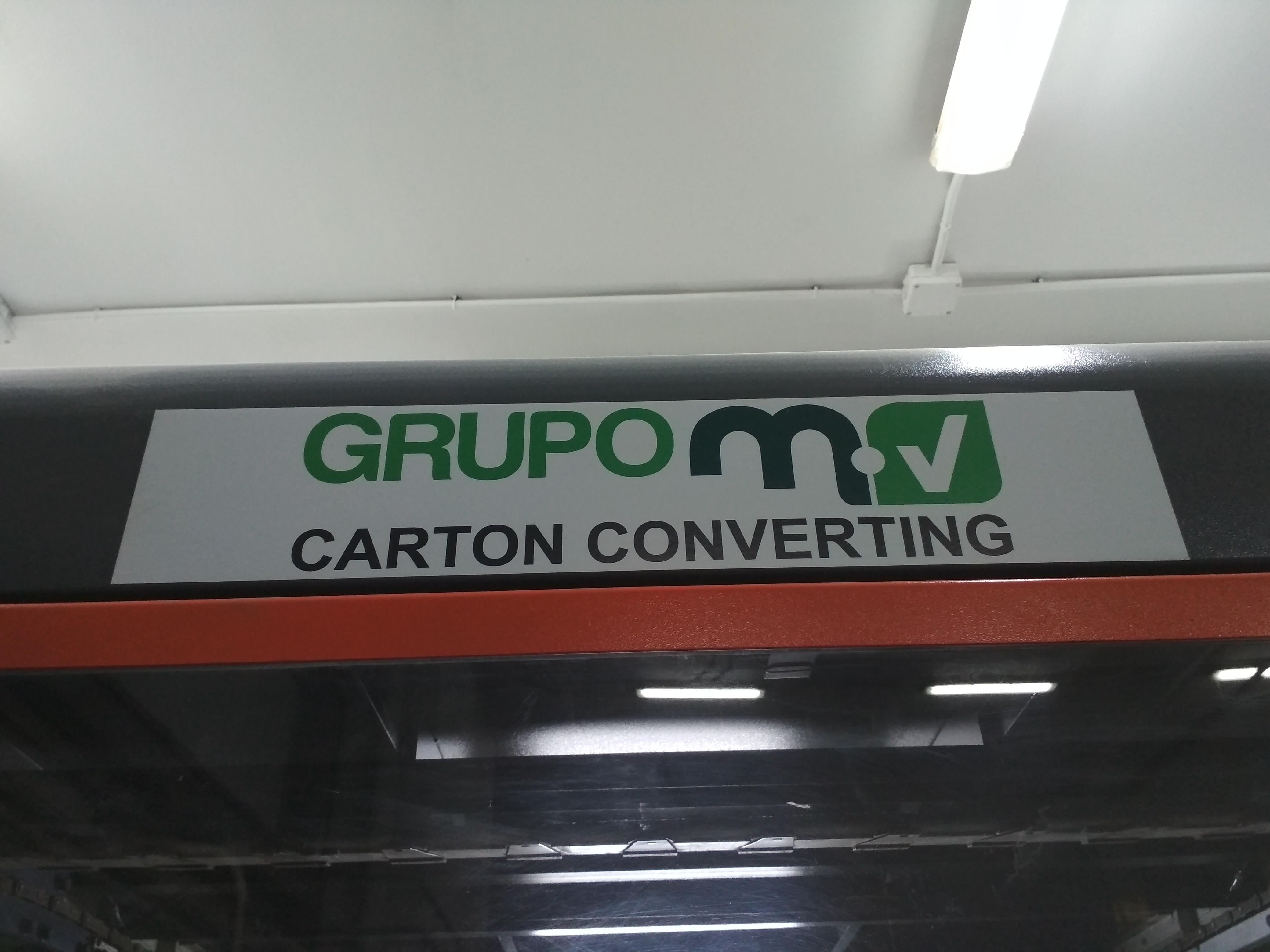 NUEVA MÁQUINA TROQUELADORA