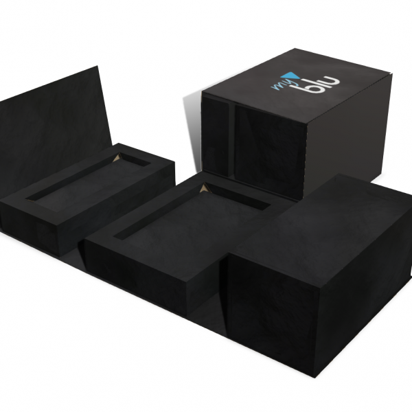 CAJA PREMIUM MULTIPRODUCTO GRUPO MV PLV PACKAGING