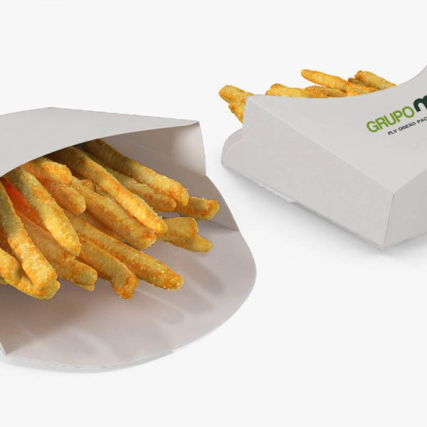 ESTUCHE PATATAS FRITAS GRUPO MV PLV PACKAGING